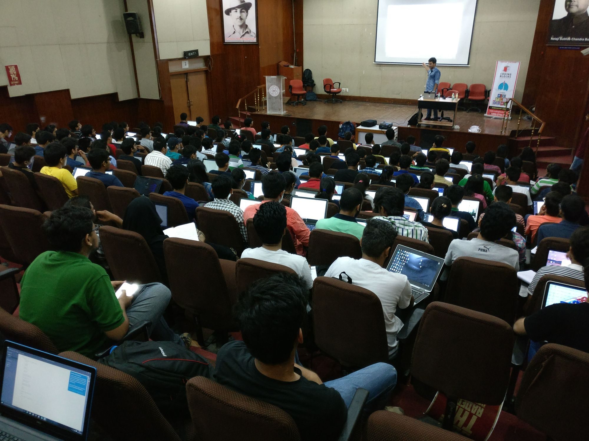 NSIT Game Development Workshop