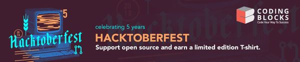 Hacktoberfest 2018 – Here's how you can get the freebies while upgrading your resume!