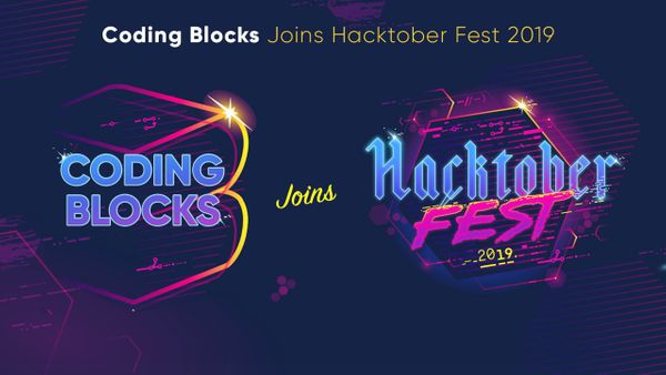 Hacktoberfest with Coding Blocks 2019